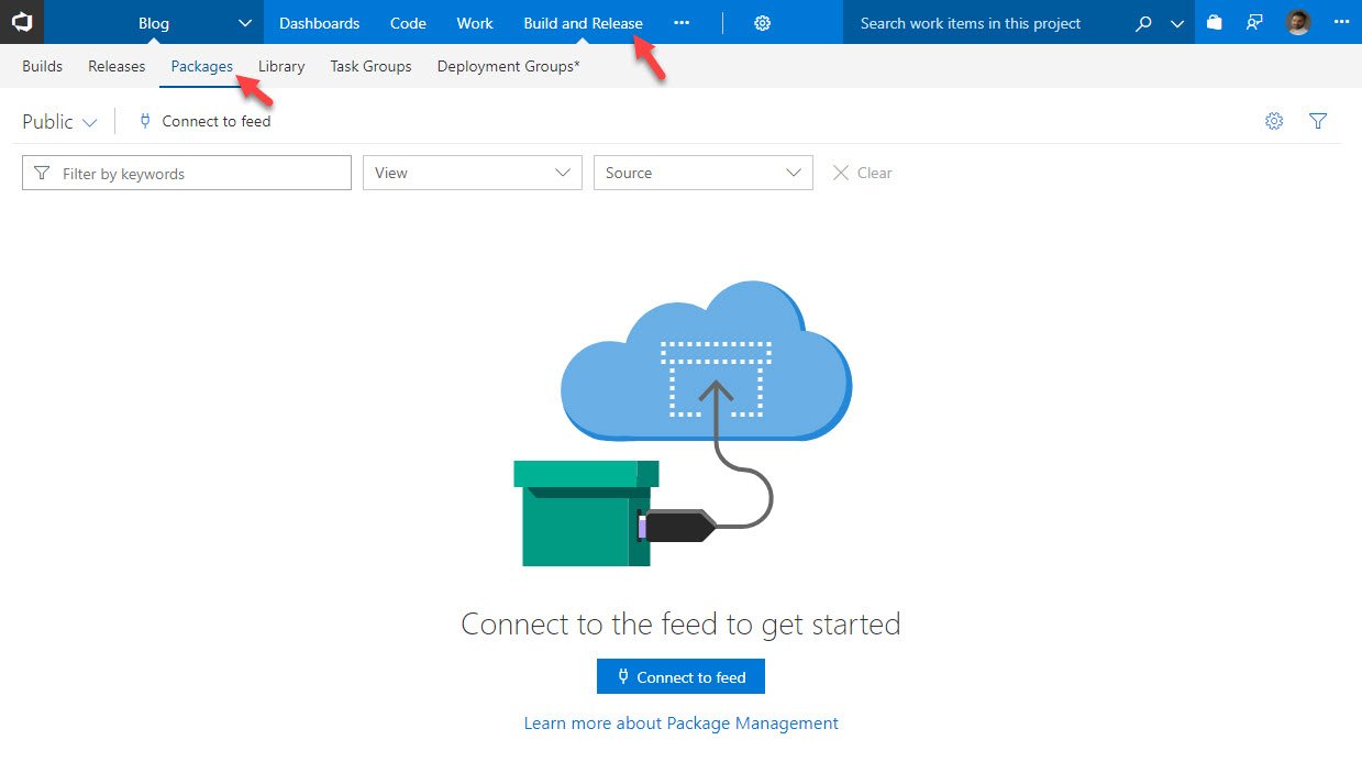 Building and Publishing Nuget Packages from TeamCity to VSTS