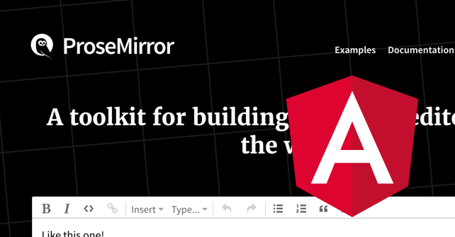 Rich Text Editor for Angular